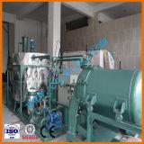 Système minéral de purification d'huile à moteur de perte industrielle, usine de filtration de huile usée