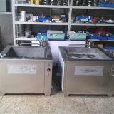 Máquina da limpeza ultra-sônica com com o único entalhe para a limpeza mecânica dos elementos