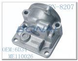 Bastidor de aluminio de la conexión 6D34 (ME110026) del enchufe del agua de los recambios del motor