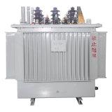 Dyn11 삼상 기름에 의하여 가라앉히는 변압기 전원 분배 장비