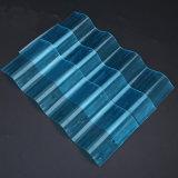 Xinhai 1mm Golf Hol Blad van het Blad van het Polycarbonaat Plastic voor Serre