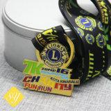 Zubehör-Fabrik-Großverkauf-kundenspezifischer laufender Medaillen-Marathon-Medaillen-/Racing-Sport Medalmedal