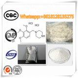 Aktives pharmazeutisches Rohstoff Trimetazidine Dihydrochlorid der Bestandteil-API