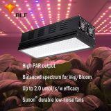 원예 온실 LED 가벼운 플랜트 성장하고 있는 점화