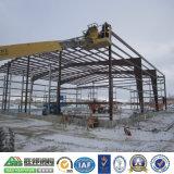 산업 강철 구조물 작업장과 창고 건물