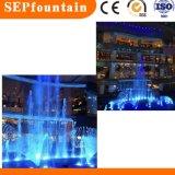 Fontein van de Muziek van het Winkelcentrum van de Fontein van de Tuin van de Decoratie van de tuin de Vierkante