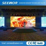 Visualizzazione di LED dell'interno dell'affitto di alta precisione (P2.5mm) per il congresso