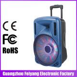 Cadre de haut-parleur de chariot à 12 pouces avec le grand côté Bluetooth FM F12-1 de pouvoir