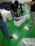 Grosse Energien-elektrischer Roller mit vorderer Platte-Bremse