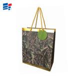 パッケージの花および衣服のための金ホイルのペーパー方法袋