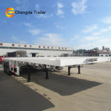 40FT container 4 Flatbed Semi Aanhangwagen van Assen voor Verkoop