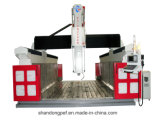 Router CNC de aluminio/madera/suave del centro de proceso de moldes metálicos