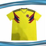 Matériau 100%Polyester du football du Jersey du football du Jersey du football