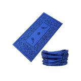 100%年のポリエステル多機能の継ぎ目が無い管状の連続したHeadwearのバンダナのスカーフ(YH-HS492)