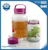 опарник стекла хранения 1L- 25L загерметизированный качеством еды