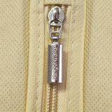 秘密の内部ファスナーを締められたポケットが付いている183 Cmの衣服の衣服カバー袋