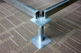 Falso piso de cerámica de alta calidad con el panel de acero
