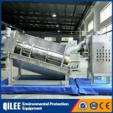 Gestapelt, Maschinerie für Bergbau-Abwasserbehandlung entwässernd