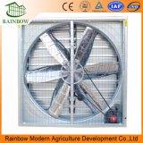 Extractor industrial material de la lámina del acero inoxidable, ventilador de ventilación