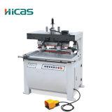 Perforadora de la bisagra de las pistas de la carpintería dos