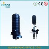 Encierro óptico del empalme FTTH de la fibra en línea de Ritano 1010A