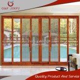 Aluminiumglasinnenraum/schiebende Panel-Außentür mit Insekt-Bildschirm