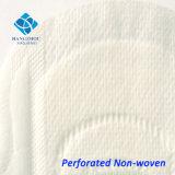 245mm Ultra-Thin absorventes higiênicos com núcleo absorvente azul (SL245-B)