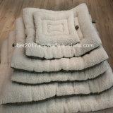 دافئ قطيفة [كستومزيد] كلب حصيرة فراش سرير كلب حصيرة كبير أرضية [أم]