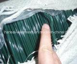 Fio revestido do ferro do PVC com cor diferente