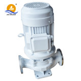 Pompe à eau intégrée verticale centrifuge de canalisation