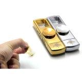 Metal Gold Chicken USB Flash Drive Disque Key Chain Memory Stick Pendrive Mini Pen Drive