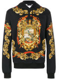 Пуловер Hoodies втулки людей шикарный напечатанный длинний