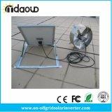 Angeschaltener Dachboden-Solarentlüfter/Solarventilator mit Monopanel 29W