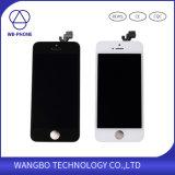 iPhone 5のための可動装置か携帯電話LCDのタッチ画面の表示