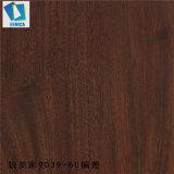 Lamellenförmig angeordnetes Blatt der hitzebeständige Abnutzungs-beständiges hölzernes Farben-HPL für Tür-Oberflächen-Dekoration