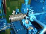 나선형 물결 모양 포스트 긴장 관 또는 관 기계