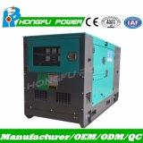 трехфазный малошумный тепловозный генератор 11kw/13.8kVA с двигателем Yd480d Yangdong