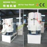 Resíduos de fibra de plástico PET agglomerater/aglomerar a máquina