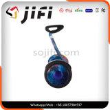 Самокат удобоподвижности верхней франтовской ручки 2 колес свободно электрический