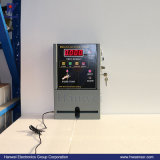 Монтироваться на стену Coin-Operated Breathalyzer в общественных местах (В319)