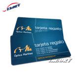 Kleur Afgedrukte Adreskaartjes Van uitstekende kwaliteit met de Vrije Kaart van de Steekproef