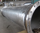 Труба гибкого металла большого диаметра кольцевая Corrugated