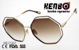 Óculos de sol da forma com a lente Km17262 da forma do Octagon
