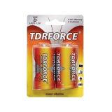 Superenergiemercury-freie alkalische trockene Batterie (Größe LR14-C-Am2)