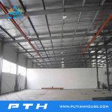 2017 La PTH Design personnalisé Entrepôt de structure en acier à faible coût