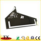 Qualität kundenspezifisches Form-Metallbookmark mit unterschiedlichem Firmenzeichen