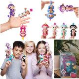 작은 물고기는 아이들 아이를 위한 전자 작은 아기 원숭이 대화식 장난감을 귀여워한다