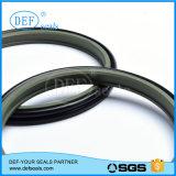 Joints de tige PTFE remplis de bronze pour les joints du circuit hydraulique