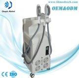Machine multifonctionnelle approuvée de beauté de la CE IPL+E-Light+Q-Swithced+RF