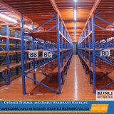 Shelving industrial ajustável do metal do armazenamento de racking de 50mm